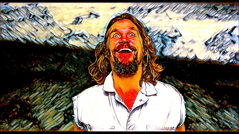 The Big Lebowski Wallpapers – The Dude Grins