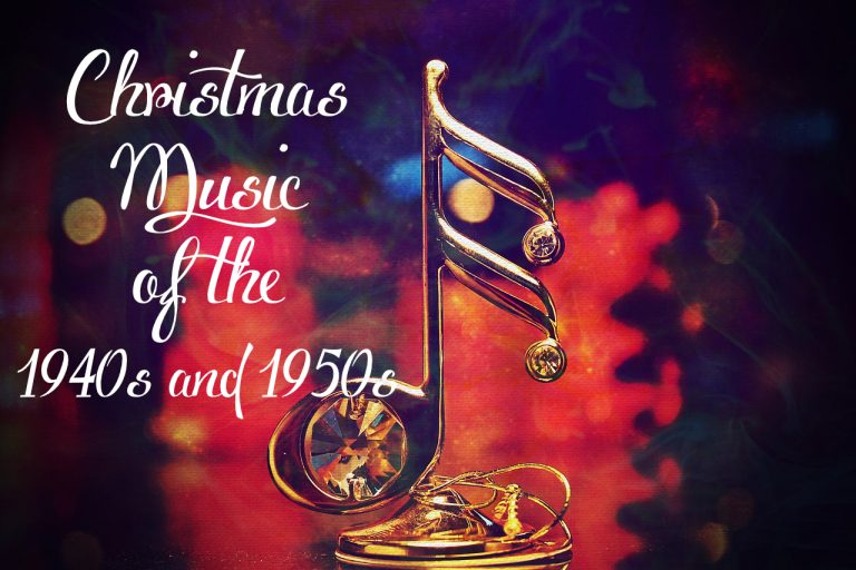 PLAYLIST: Christmas Music of the 1940s and 1950s