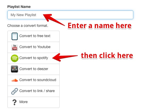 How to Import CSV, Tab-Delimited, and Other Text Playlists