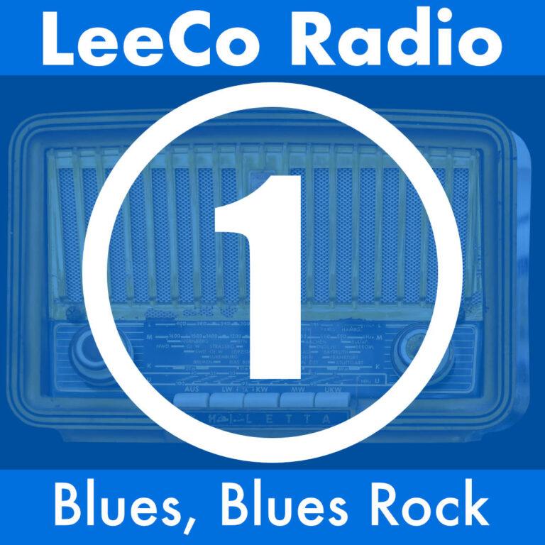 LeeCo Radio 1 – Blues Radio – A Spotify Playlist Updated Periodically